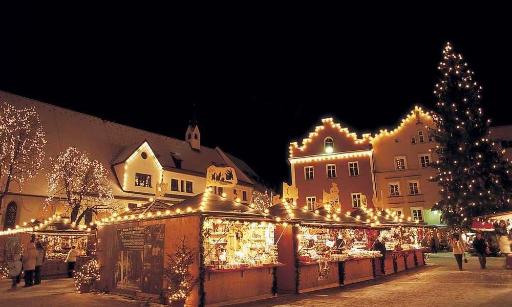 Weihnachtsmarkt in Klausen: Willkommen im Mittelalter