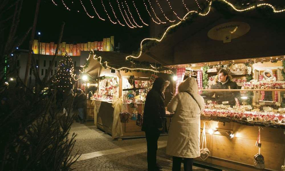 Christmas Market in Brixen: the magic of Old Town