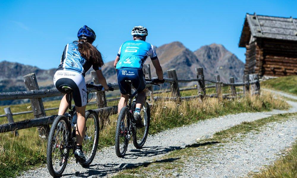 Vacanza in bicicletta in Alto Adige: Vi mettiamo in movimento!