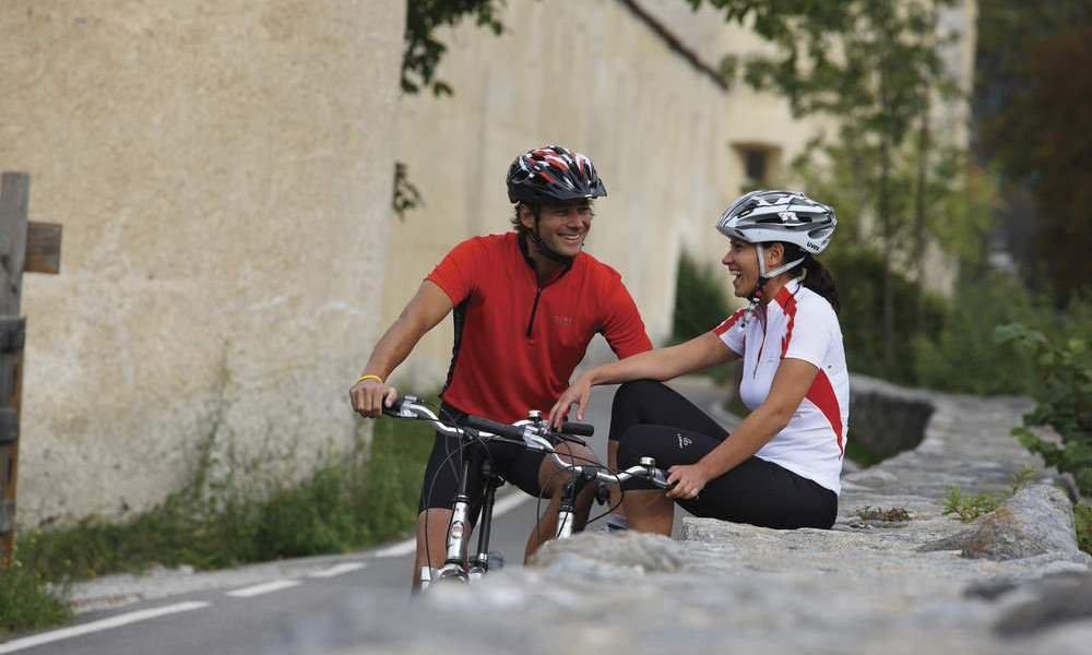 Tante cose da visitare per i ciclisti lungo il percorso