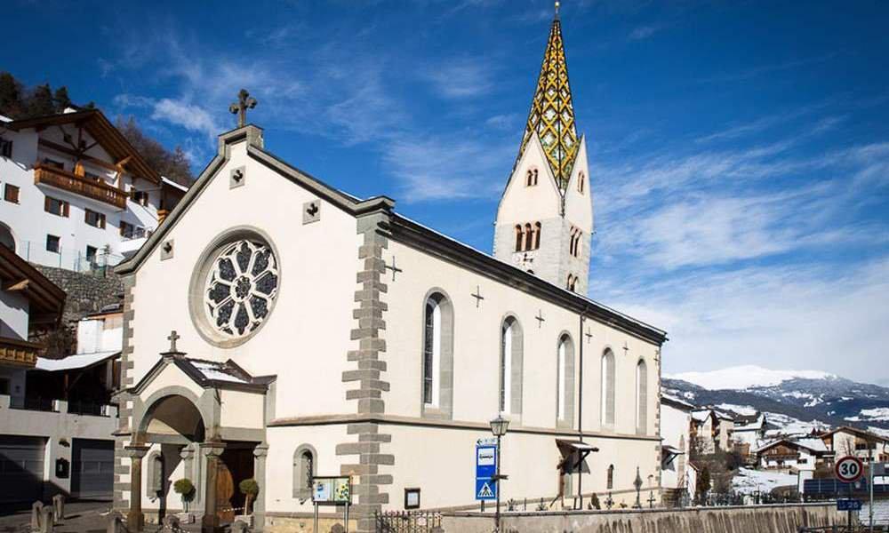 Heiligkreuz-, Kloster- und Liebfrauenkirche