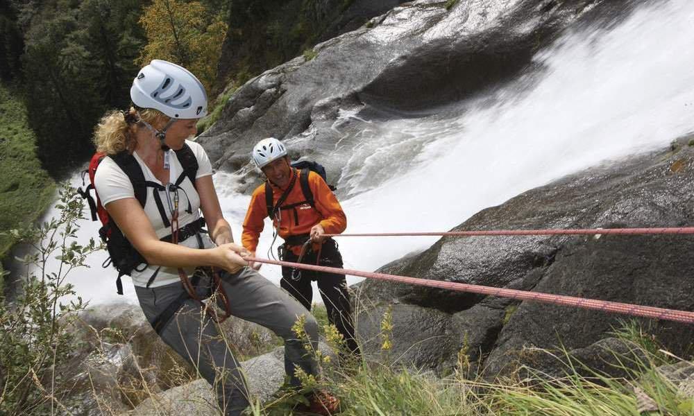 Zum Kletterurlaub nach Südtirol