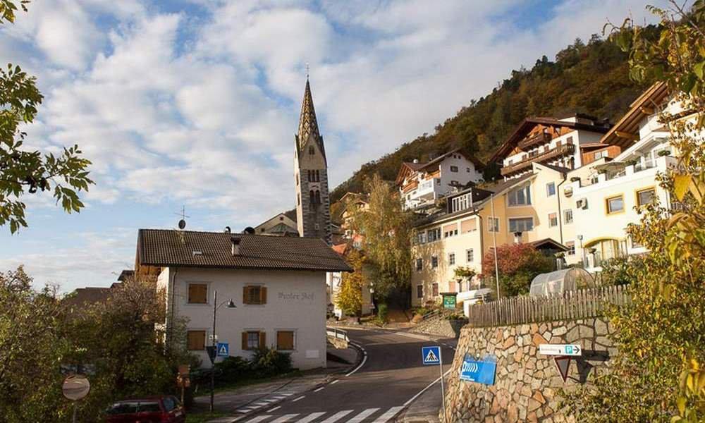 Zum Motorradurlaub nach Südtirol