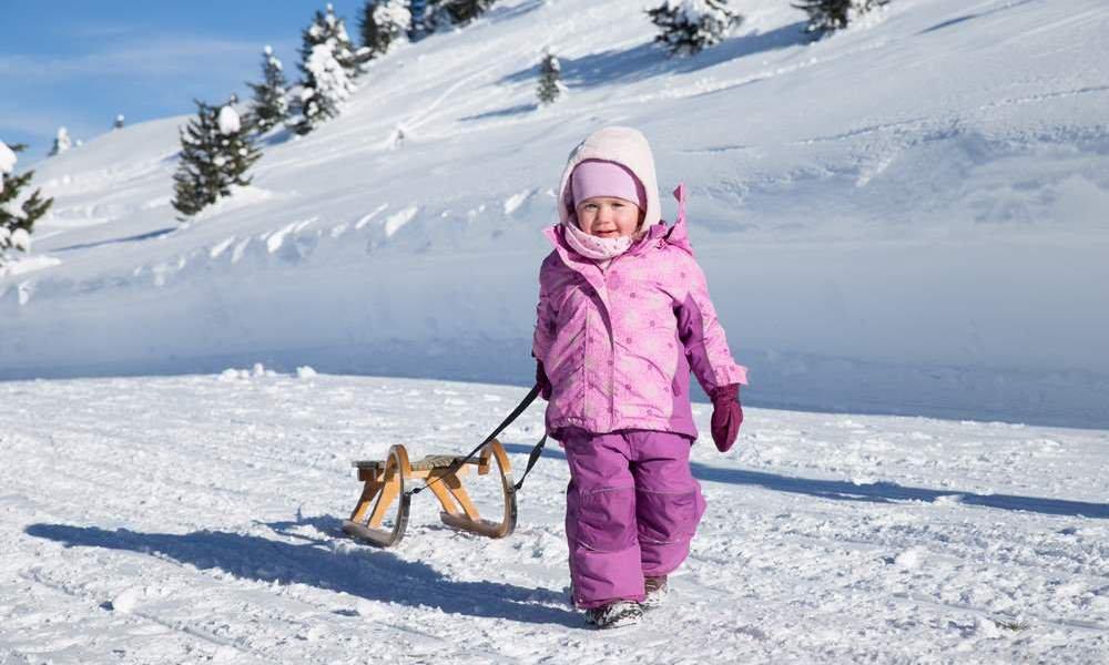 Rodelurlaub im Eisacktal