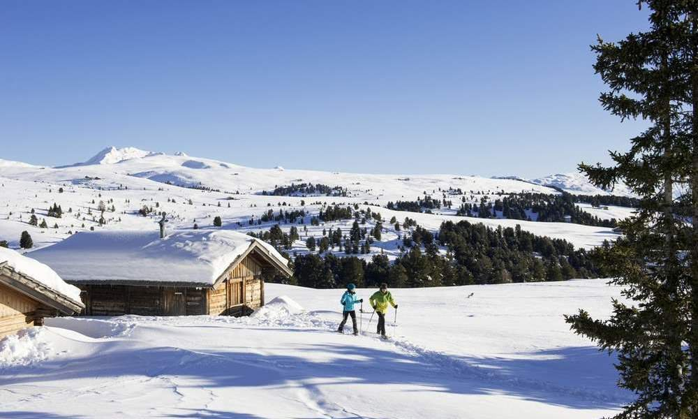 A ski holiday to the Sella Ronda
