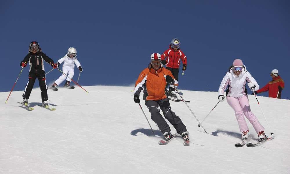 Vacanze sugli sci da sogno in Alto Adige sulla Plose