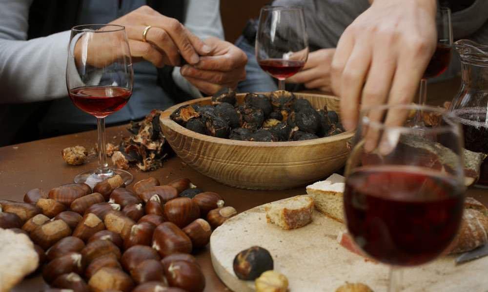 Wein und Spezialitäten vom Feinsten