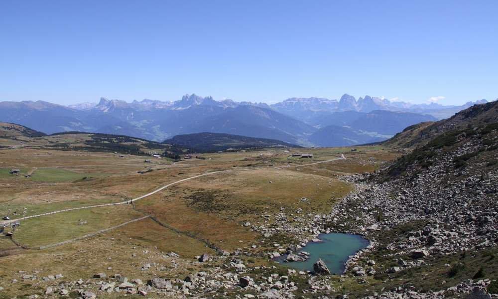 Itinerari per alpinisti sfegatati ma anche per semplici appassionati